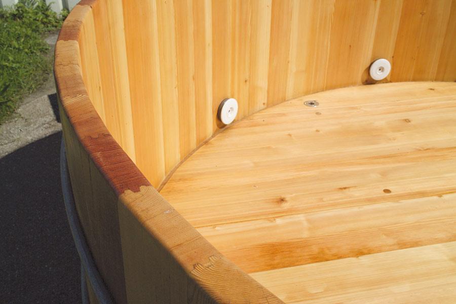 fassbindertechnik schaffl pool holzpool. Black Bedroom Furniture Sets. Home Design Ideas